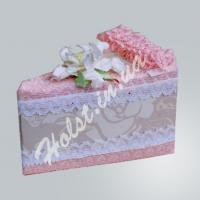 Коробочка пироженое