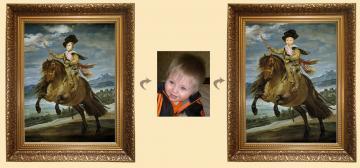 Портрет выполненной работы - Портрет на заказ