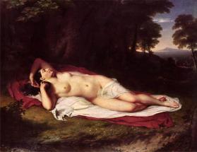Спящая Ариадна на Наксосе