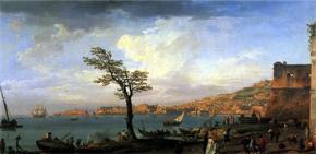 Вид Неапольского залива