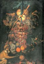 Аллегория вкуса (осень)
